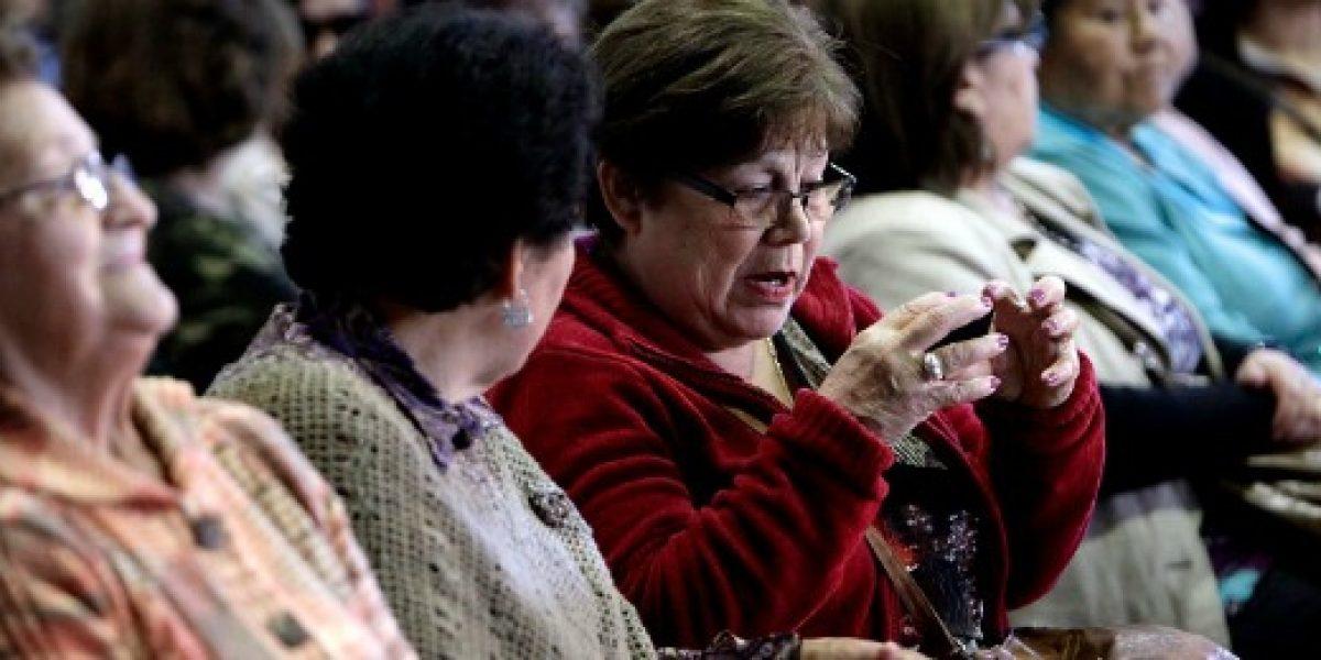 Gobierno envía hoy al Congreso proyecto de reajuste a pensiones básicas