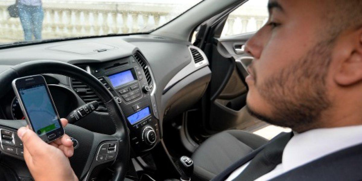 Gobierno ingresa proyecto que regula a Cabify y Uber