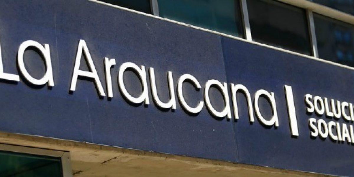 Suseso pone fin a la intervención en caja La Araucana
