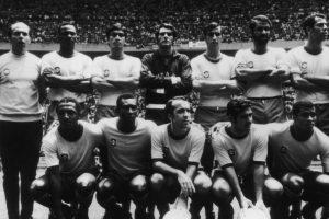 El mítico Brasil de 1970 Foto:Getty Images. Imagen Por: