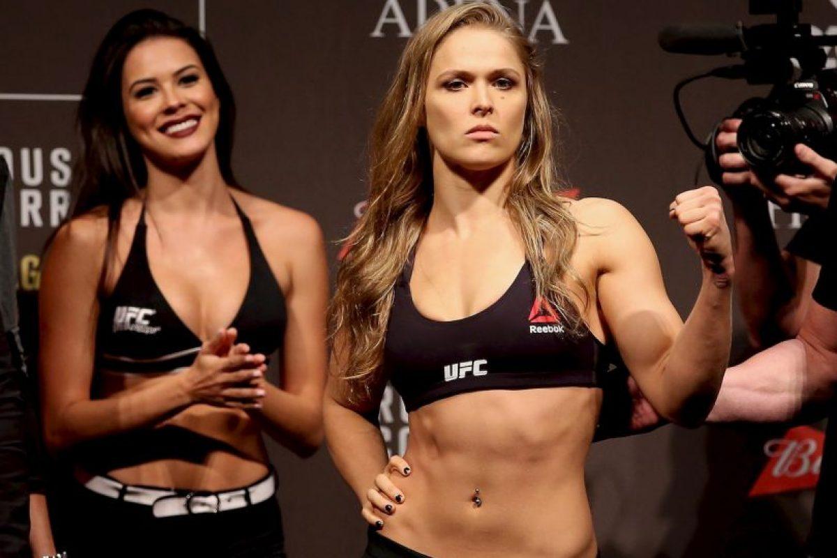 Ronda Rousey Foto:Getty Images. Imagen Por:
