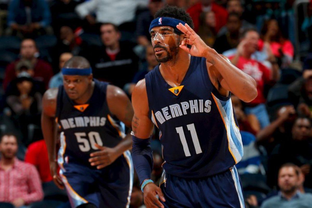 4.-Mike Conley (Memphis Grizzlies) – 26.540.100. Imagen Por: