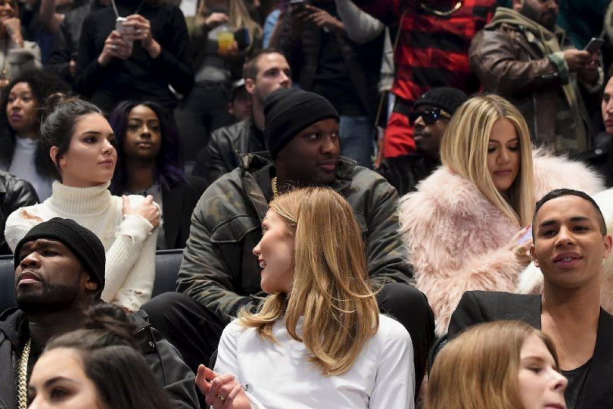 Khloé Kardashian y su gusto por los basquetbolistas Foto:Getty Images. Imagen Por: