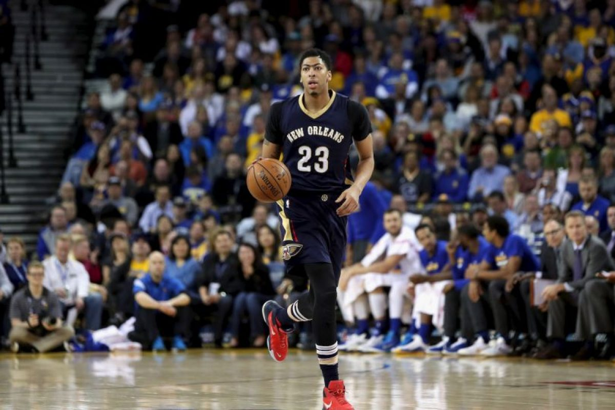 18.-Anthony Davis (New Orleans Pelicans) – 22.116.750. Imagen Por: