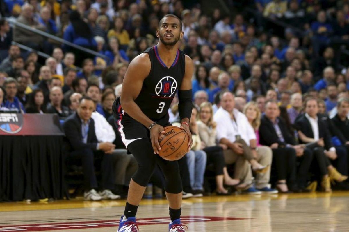 14.-Chris Paul (Los Angeles Clippers) – 22.868.828. Imagen Por: