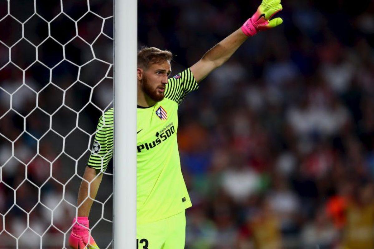 Jan Oblak (Atlético de Madrid) Foto:Getty Images. Imagen Por: