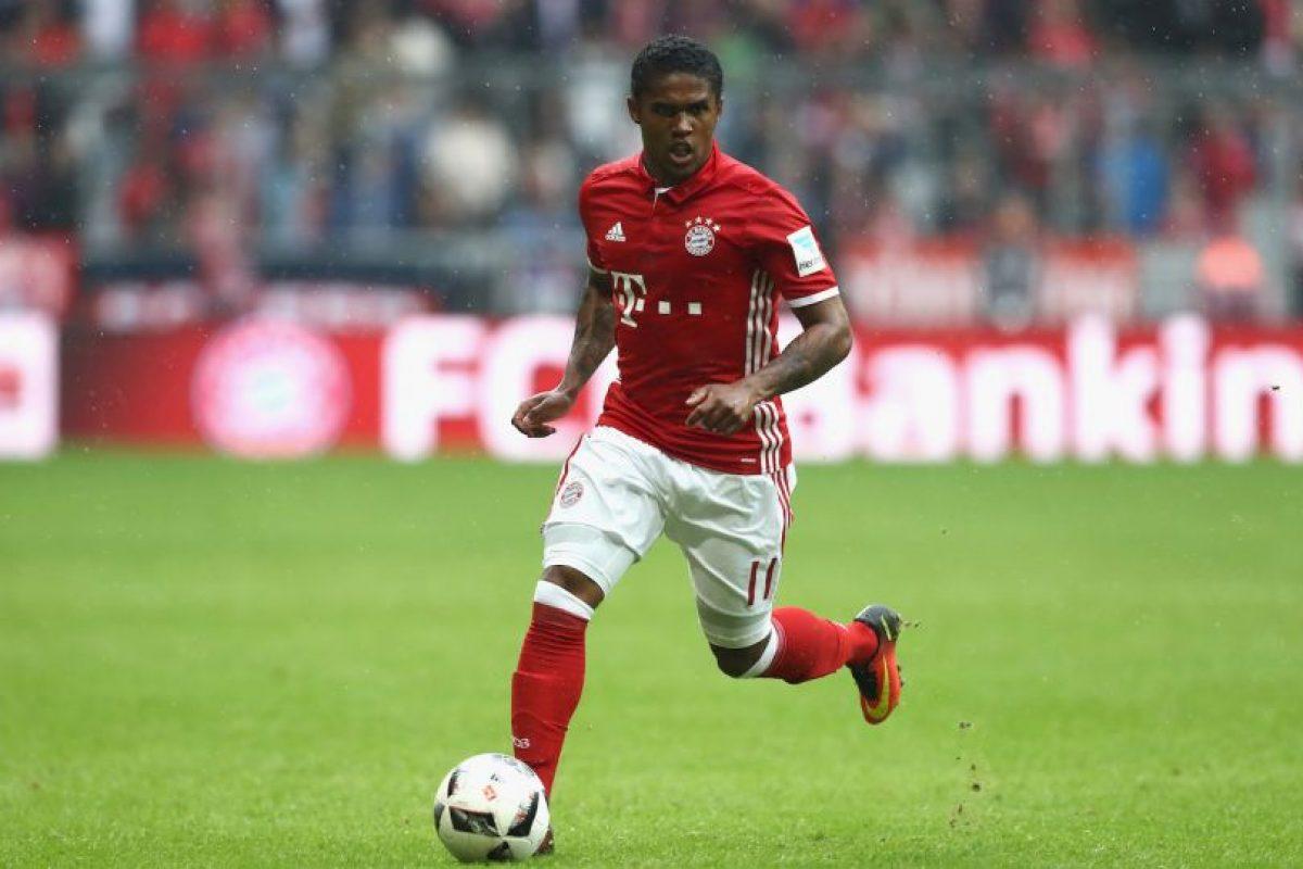 Douglas Costas (Bayern Munich) Foto:Getty Images. Imagen Por:
