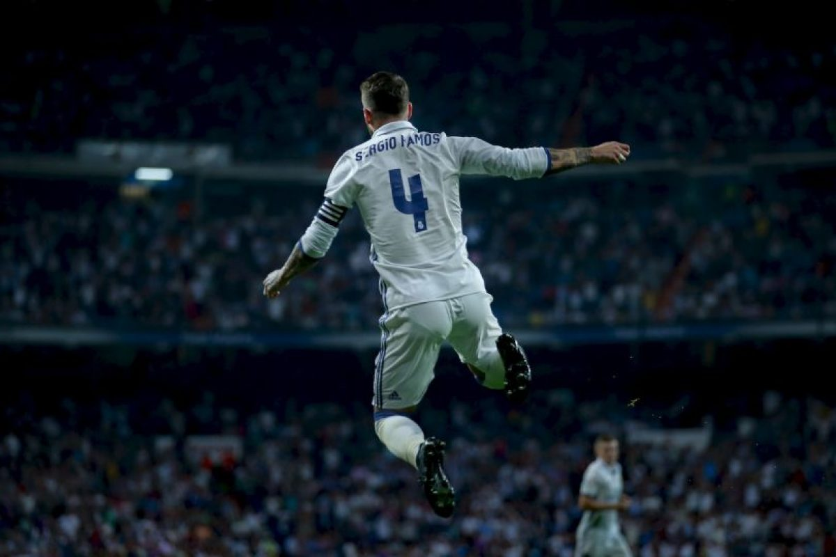 Sergio Ramos (defensor) Foto: Getty Images. Imagen Por: