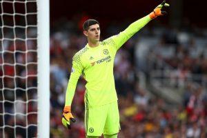 Thibaut Courtois (Chelsea) Foto:Getty Images. Imagen Por: