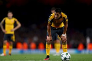 Alexis Sánchez (Arsenal) Foto:Getty Images. Imagen Por: