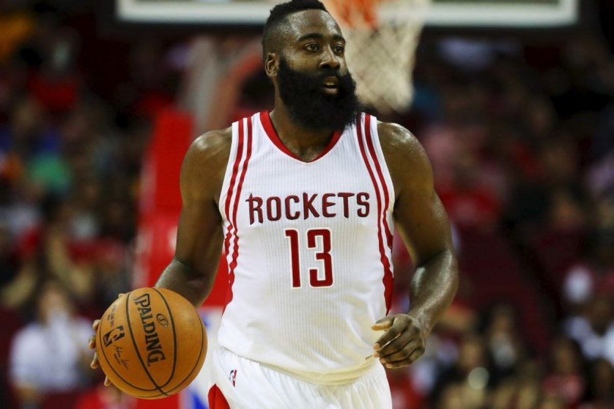2.-James Harden (Houston Rockets) – 26.540.100. Imagen Por: