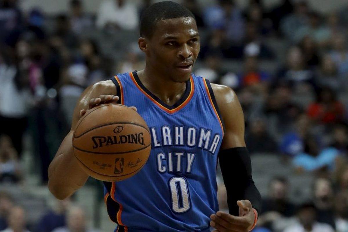 7.-Russell Westbrook (Oklahoma City Thunder) – 26.540.100. Imagen Por: