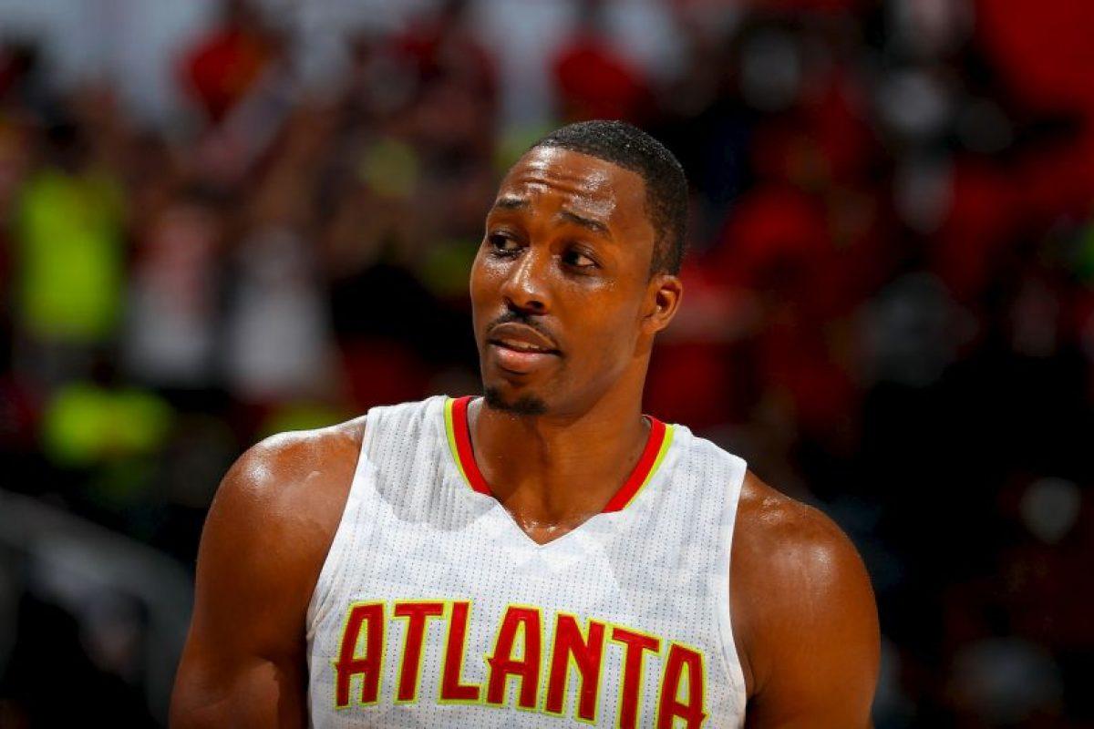 13.-Dwight Howard (Atlanta Hawks) – 23.180.275. Imagen Por:
