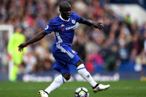 N'Golo Kanté (Leicester, actualmente en Chelsea) Foto:Getty Images. Imagen Por: