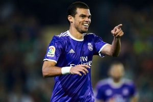 Pepe (defensor) Foto: Getty Images. Imagen Por: