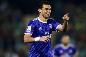 Pepe (defensor) Foto:Getty Images. Imagen Por: