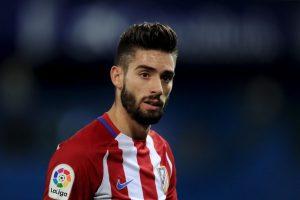 Yannick Carrasco (Atlético de Madrid) Foto:Getty Images. Imagen Por: