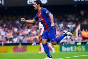 Luis Suárez (delantero centro) Foto:Getty Images. Imagen Por: