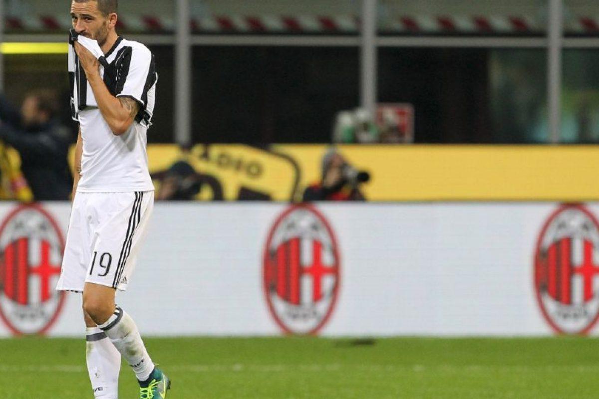 Leonardo Bonucci (Juventus) Foto:Getty Images. Imagen Por: