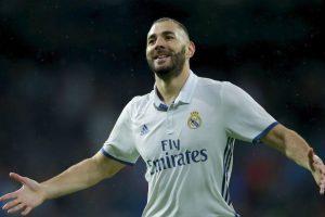 Karim Benzema (Real Madrid) Foto:Getty Images. Imagen Por: