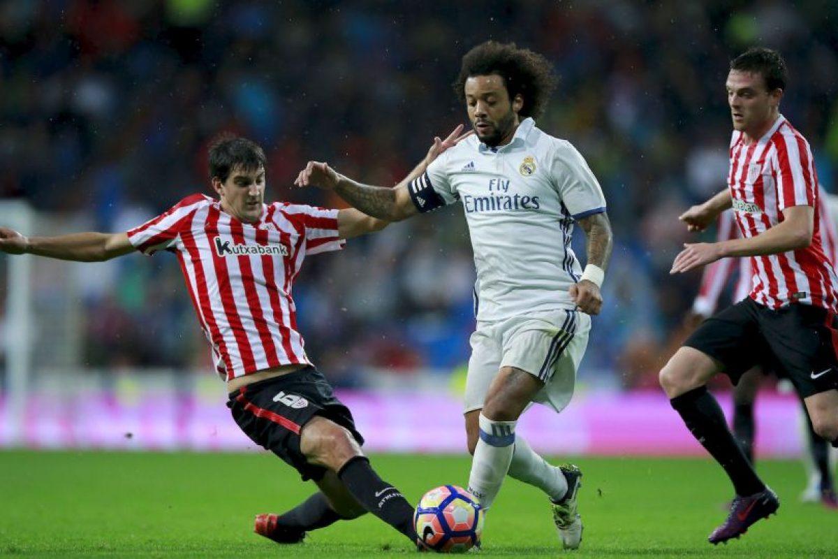 Marcelo (Real Madrid) Foto:Getty Images. Imagen Por: