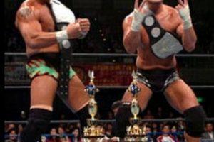 Aseguran que no hacen teenovelas como la empresa de Vince McMahon Foto:NJPW. Imagen Por: