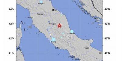 Terremoto de 5,4 Richter en el centro de Italia: Visso, Castelsantangelo y Ussita las localidades más afectadas