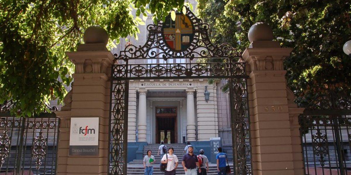 Universidad de Chile envía condolencias por muerte de estudiantes extraviados
