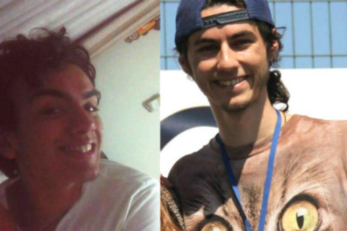 Joaquín Castillo y Vicente Charpentier (en la fotografía), tenían 20 y 22 años respectivamente. Foto:Comunicaciones U. de Chile. Imagen Por: