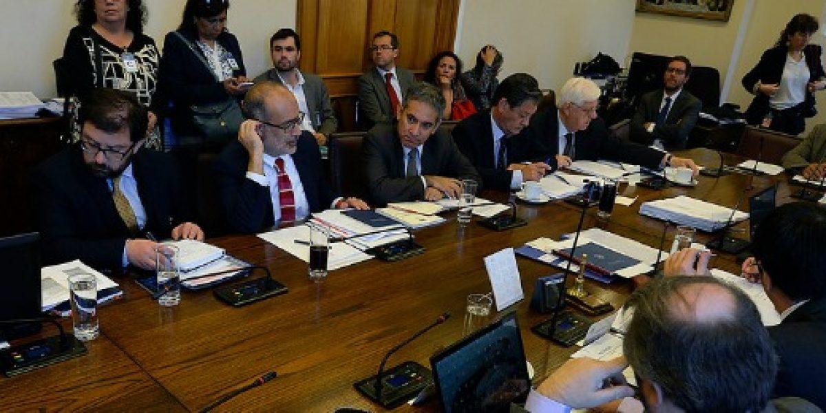 Reajuste del sector público: comisión de Hacienda rechaza incremento del 3,2%