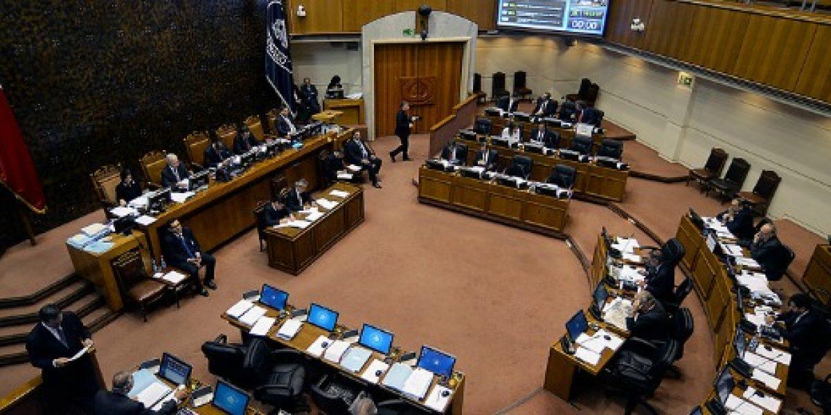 Senado aprobó reajuste salarial de 3,2% para empleados públicos