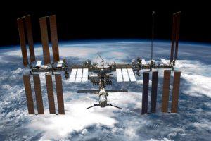 La Estación Espacial Internacional se puso en órbita en 1998 Foto:Getty Images. Imagen Por: