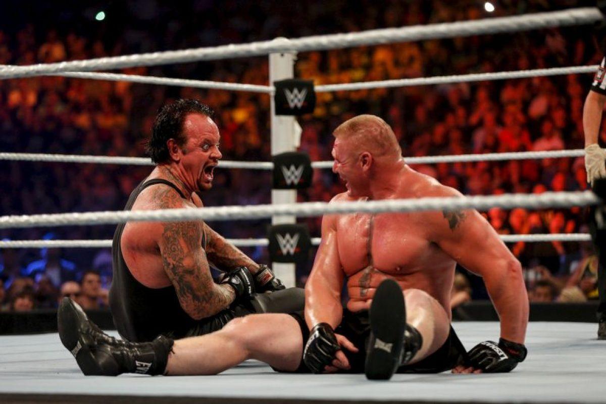 Se espera que Undertaker regrese en Wrestlemania 33 Foto:Getty Images. Imagen Por: