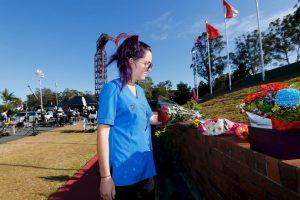 Es el peor accidente en un parque de diversiones en Australia Foto:Getty Images. Imagen Por: