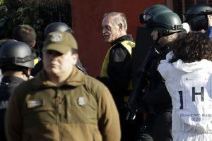 La decisión del magistrado ocurre a exactos tres meses de la reconstitución de escena del asesinato del líder del MIR, realizada en calle Santa Fe, en la comuna de San Miguel. Foto:Agencia UNO. Imagen Por: