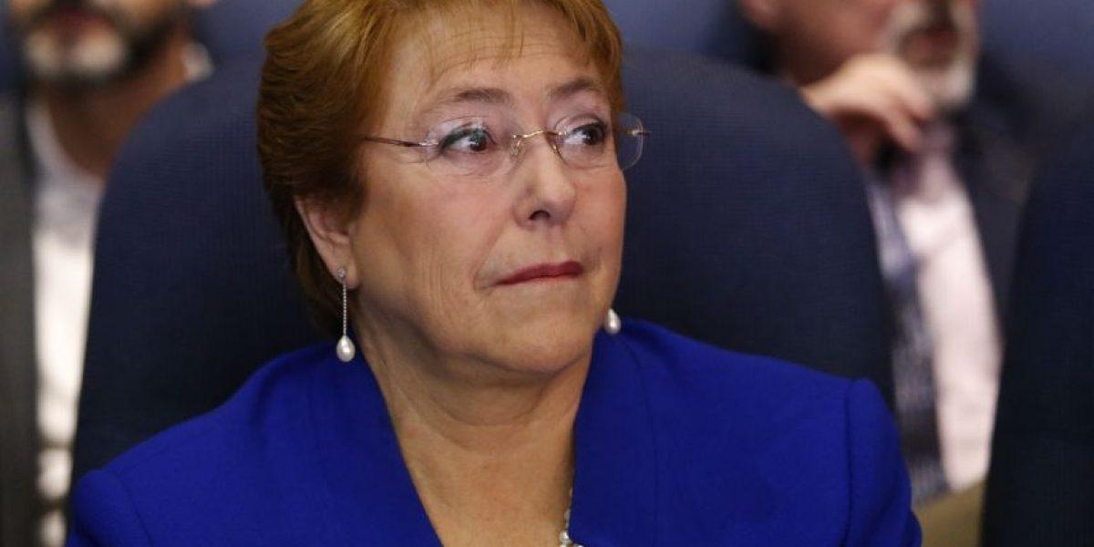 """Presidenta Bachelet confirma nuevo cambio de gabinete: """"Hay personas que quieren ser candidatos"""""""