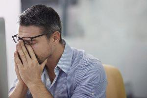 """Según el """"Termómetro de la salud mental"""" de Cetep, el nivel de estrés alcanzaría un 80%, cifra que ya presentaba en 2015 un estudio de la plataforma Trabajando.com, donde se enfocaban en el nivel de estrés en trabajadores. Foto:Getty. Imagen Por:"""