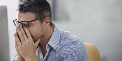 Un 80%: Chilenos viven con un alto nivel de estrés