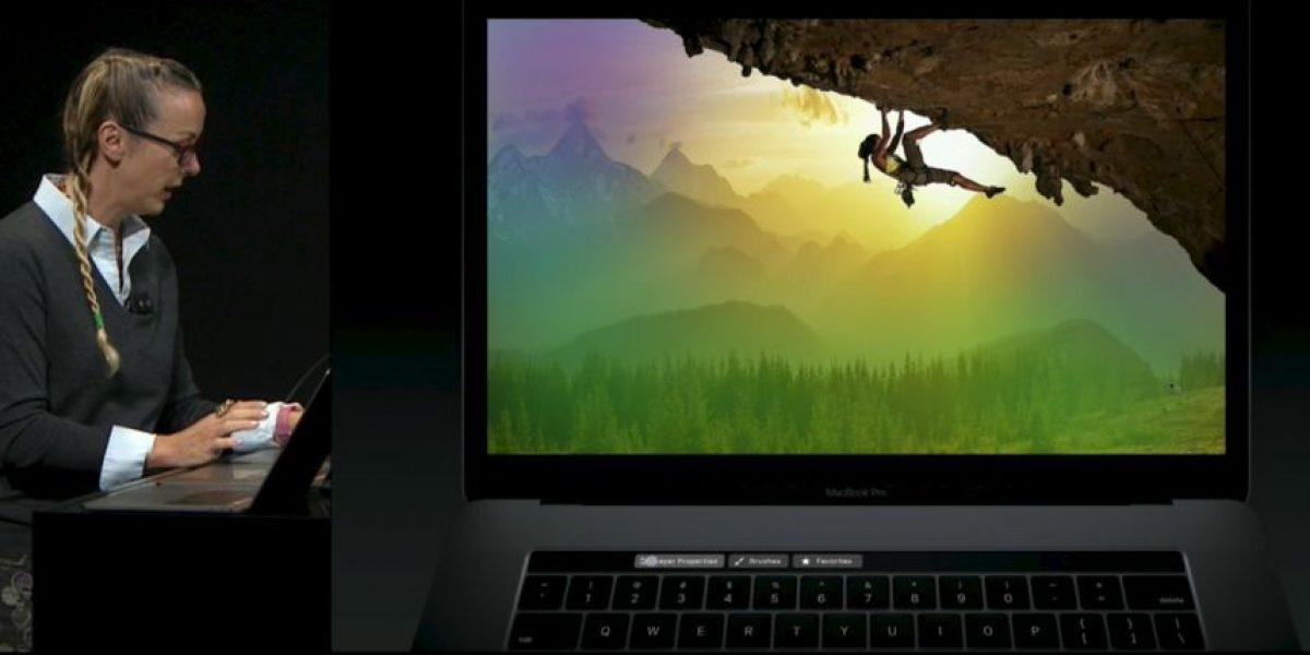 Conozcan la nueva y potente Macbook Pro de Apple