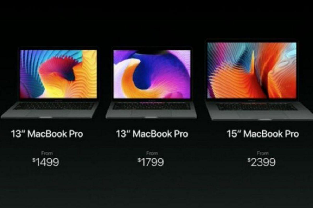 Apple presentó su nueva Macbook Foto:Apple. Imagen Por: