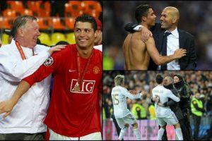 Cristiano Ronaldo dio a conocer cuánto influyeron los técnicos en su carrera. Foto:Getty Images. Imagen Por: