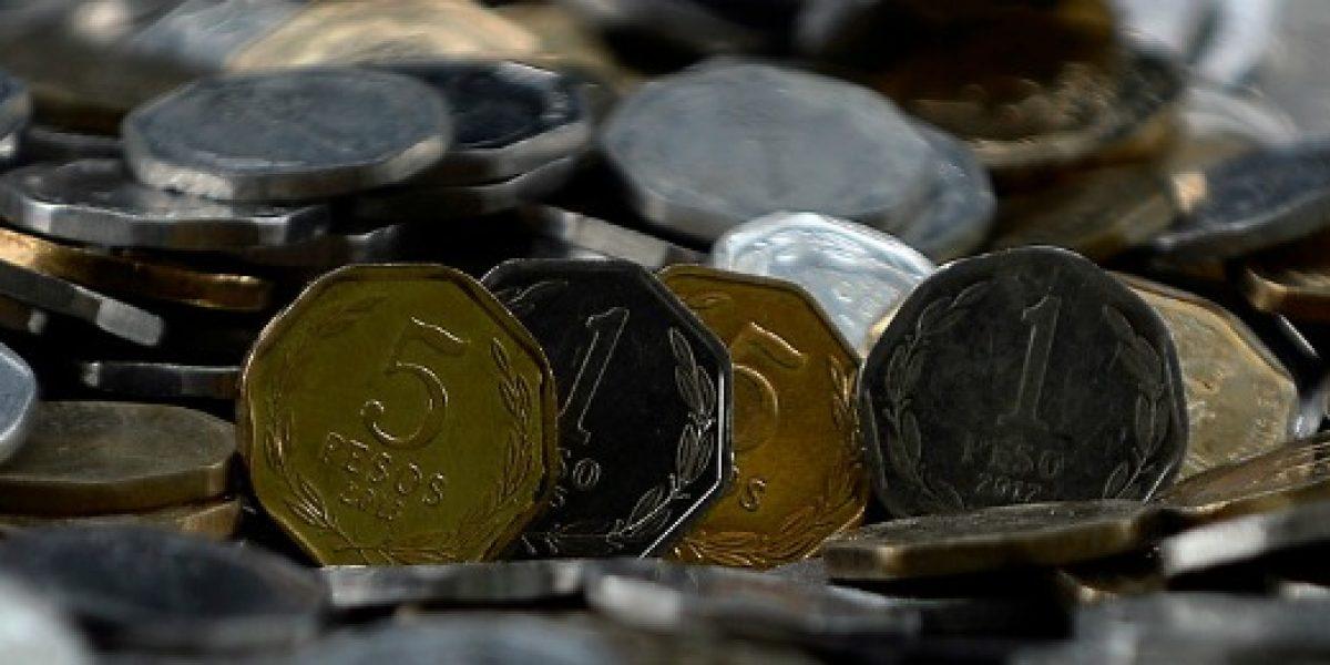 Cuenta regresiva: el 26 de octubre de 2017 dejan de emitir las monedas de $1 y $5