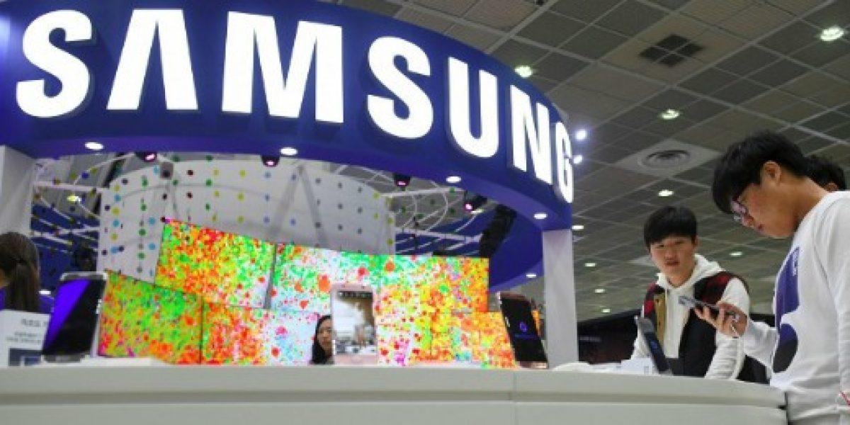 Beneficios de Samsung caen 30% tras el fiasco del Galaxy Note 7