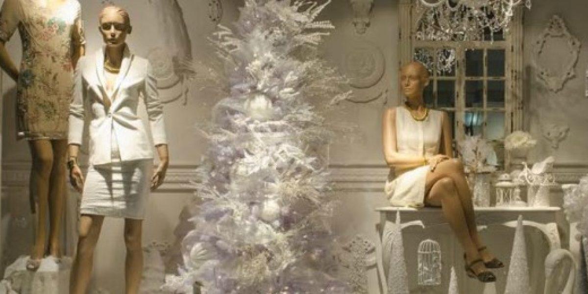 Publireportaje: premian la creatividad del comercio de todo Chile en Navidad