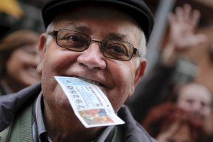 Tips para mejorar sus posibilidades de ganar la lotería Foto:Getty Images. Imagen Por: