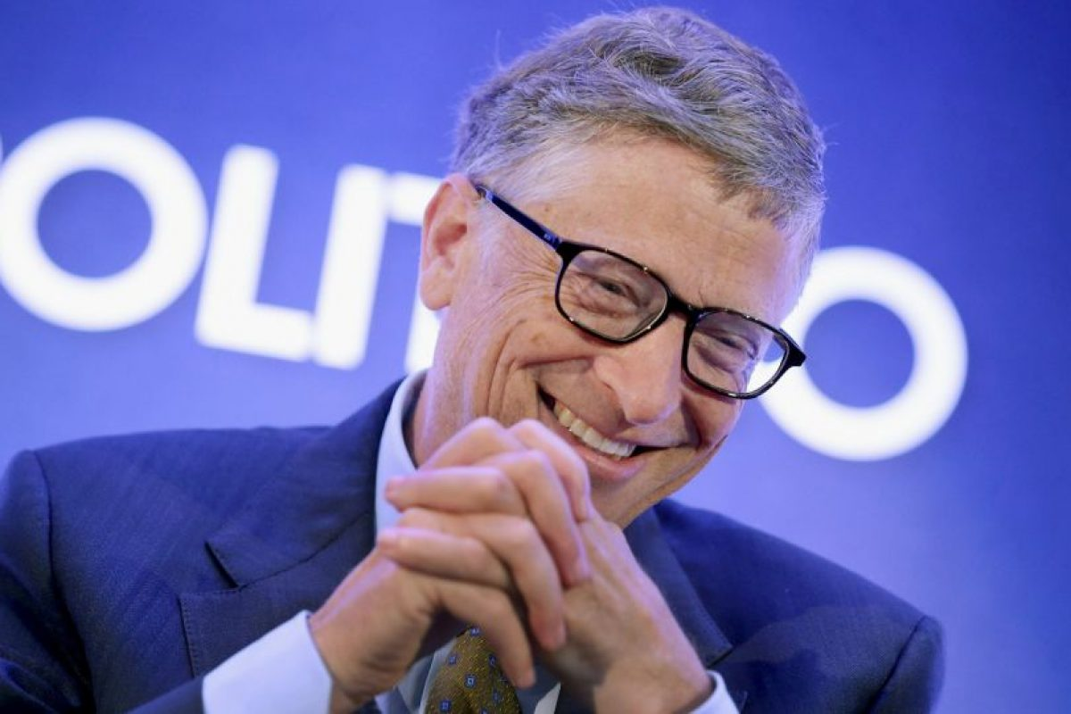 Bill Gates no heredará dinero a sus hijos Foto:Getty Images. Imagen Por: