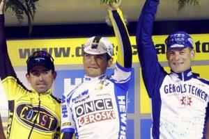 Exganador de la Vuelta a España, acusado de robar celulares Foto:Getty Images. Imagen Por: