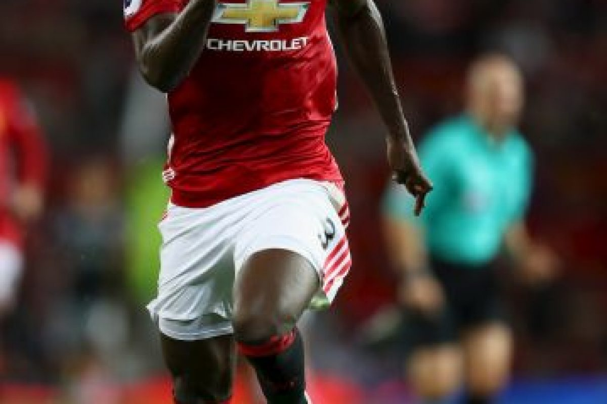 8.Eric Bailly (Manchester United) – 34.84 km/h Foto: Getty images. Imagen Por: