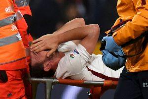 Alessandro Florenzi se someterá a una operación que lo tendrá seis meses fuera de las canchas Foto:Getty Images. Imagen Por: