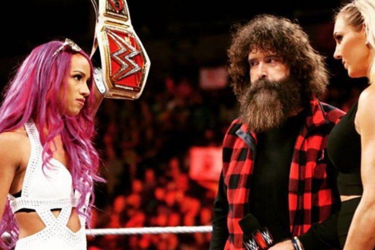 Las implicadas en la polémica Foto:WWE. Imagen Por: